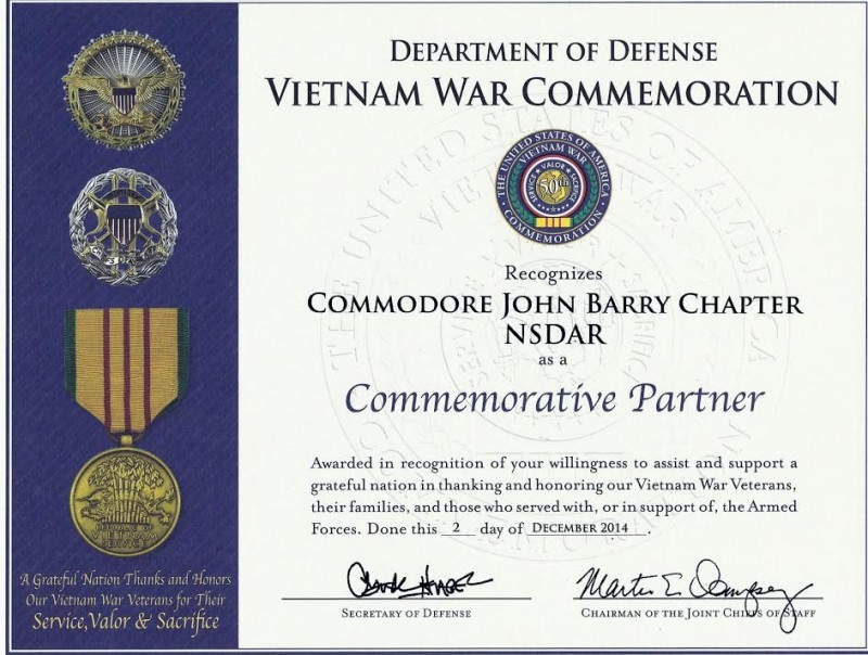 Vietnam War Commemoration